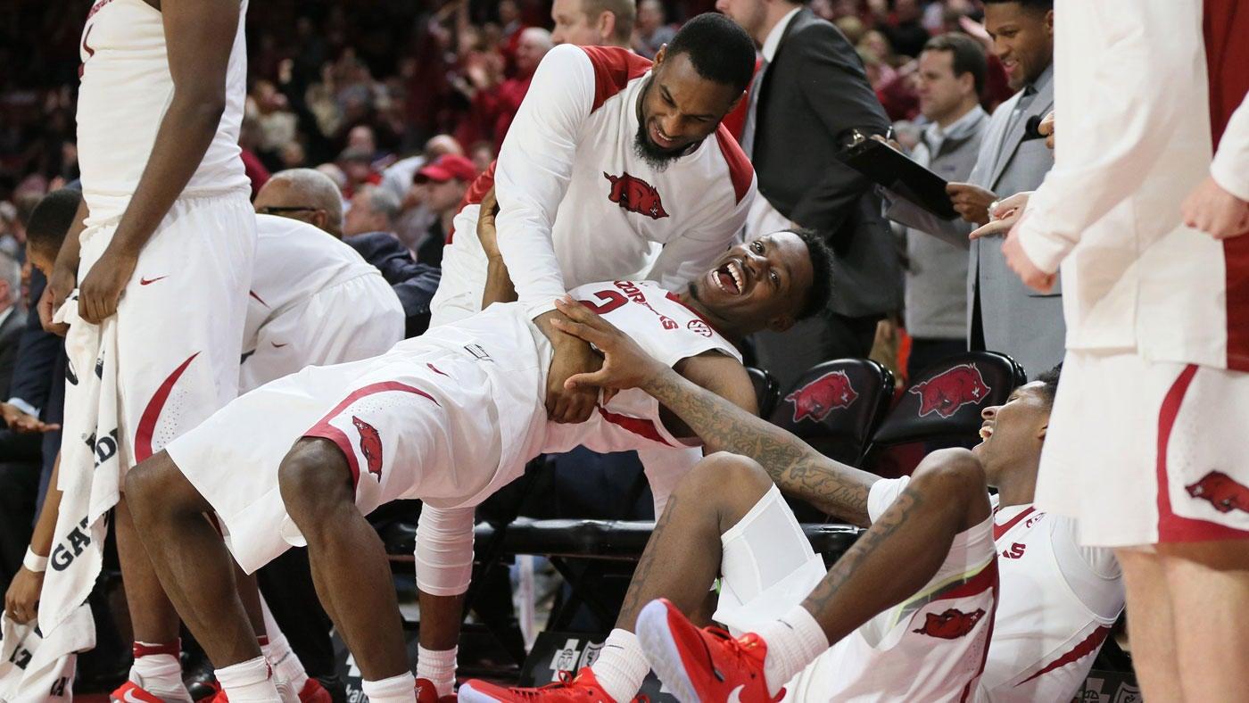 Bubble Watch: Arkansas Can Help Its NCAA Tournament Resume Vs. Kentucky