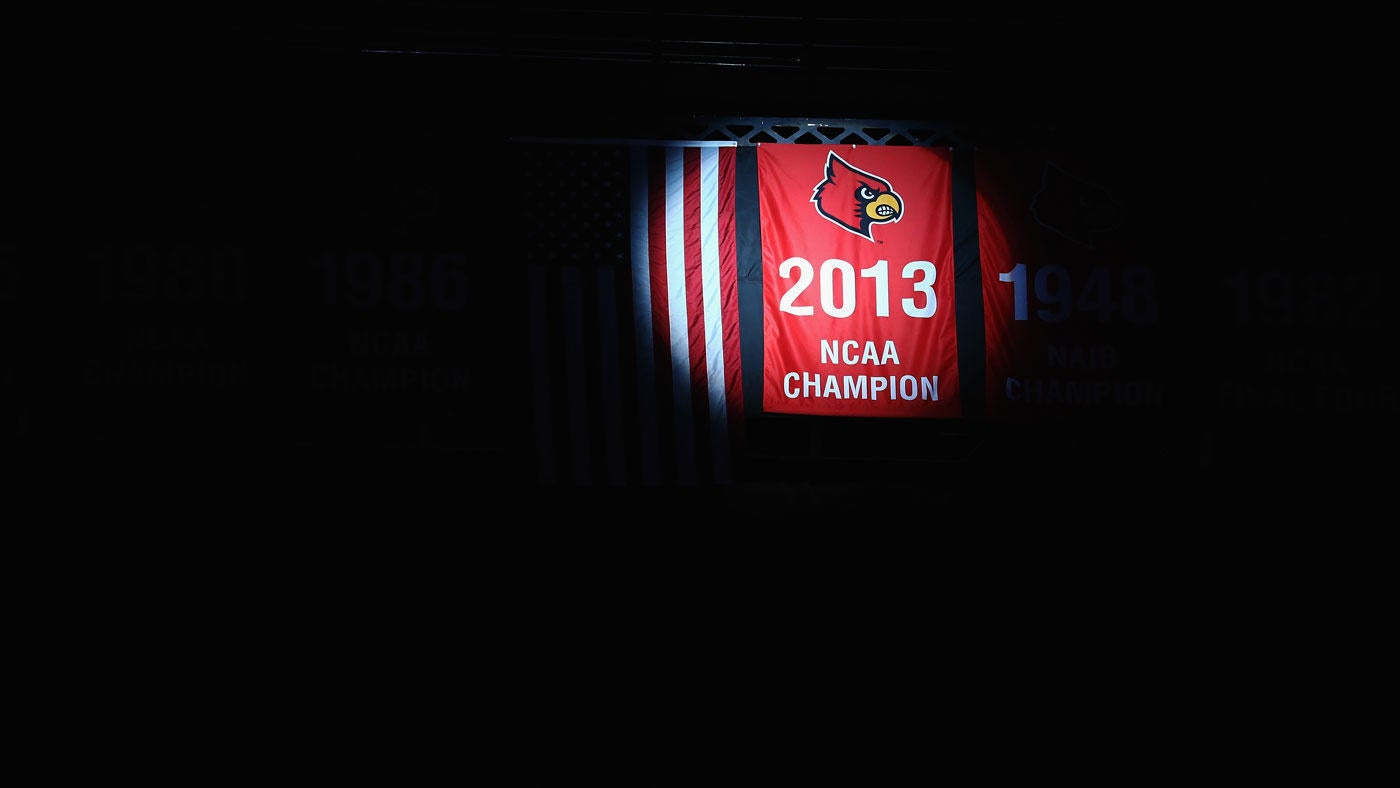 Louisville To Vacate 2013 National Title, Take Banner Down After NCAA Upholds Penalties