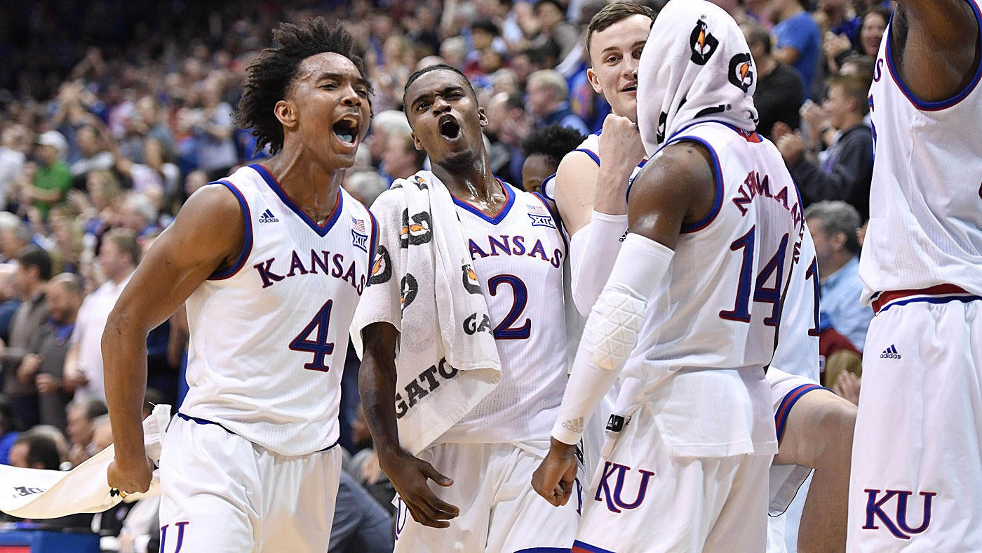 College Basketball Rankings: Kansas' Win Sets Up Huge Game In Big 12 Vs. Texas Tech