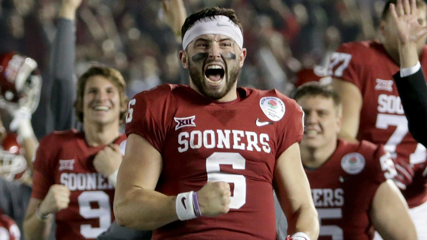 2018 NFL Mock Draft: Bills Trade Up To Get Baker Mayfield, Six QBs Go In First Round