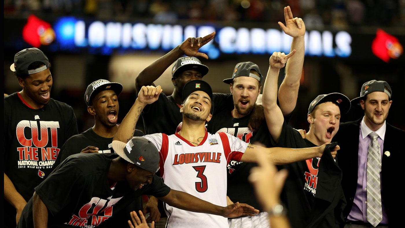 Louisville's 2013 NCAA Title Team Will Be Remembered For All The Wrong Reasons
