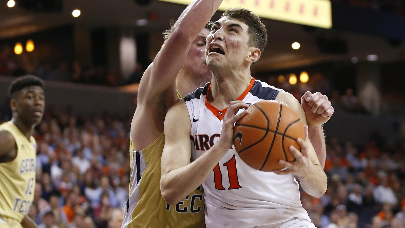 College Basketball Rankings: Virginia Keeps Tightening Its Grip On No. 1 Seed