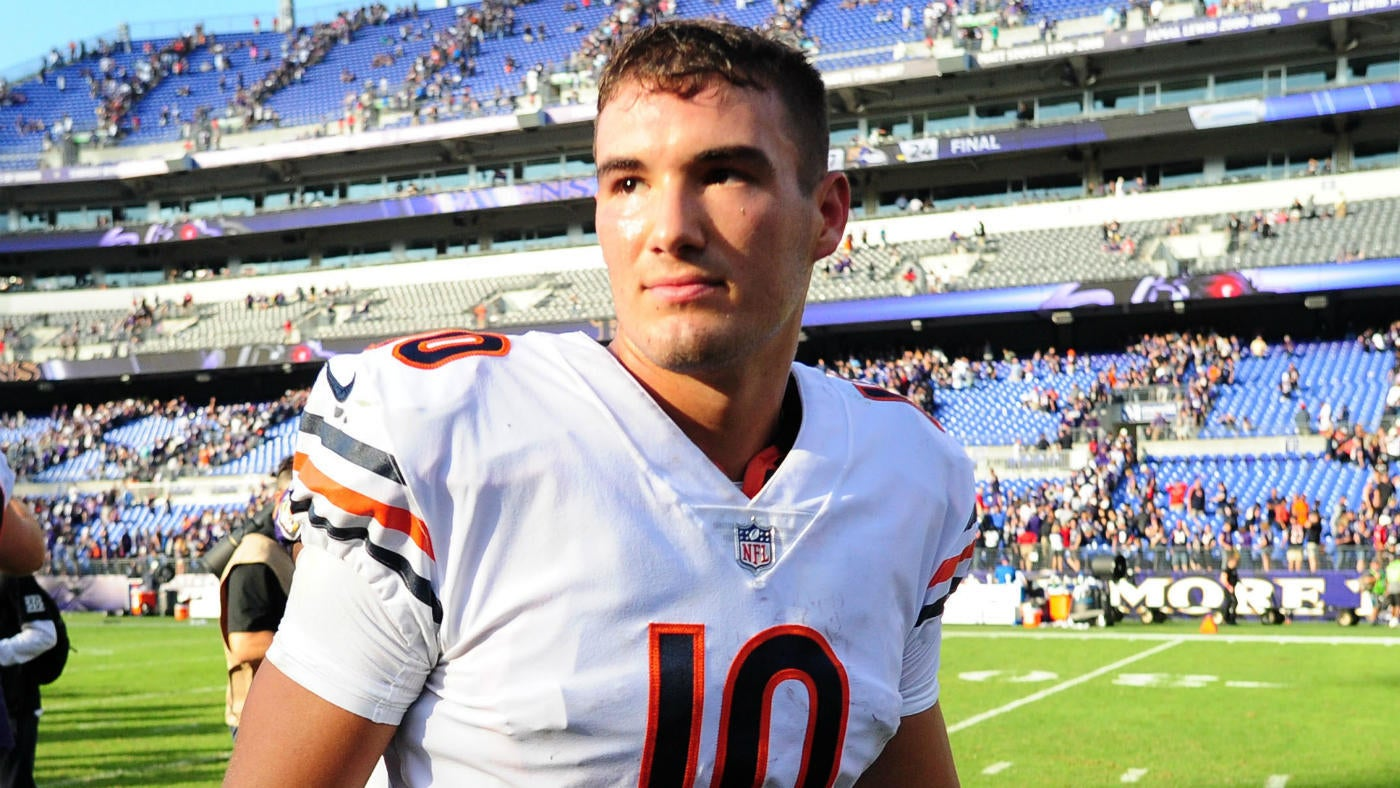 Mitchell Trubisky Already Established Himself As Bears' Franchise Saving QB