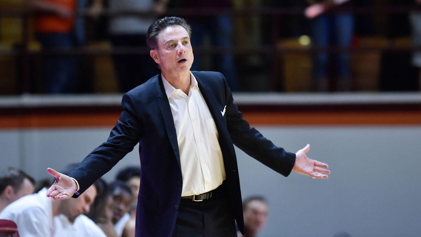 Rick Pitino Urges Louisville To Take The NCAA To Court, But Still Says He's Innocent