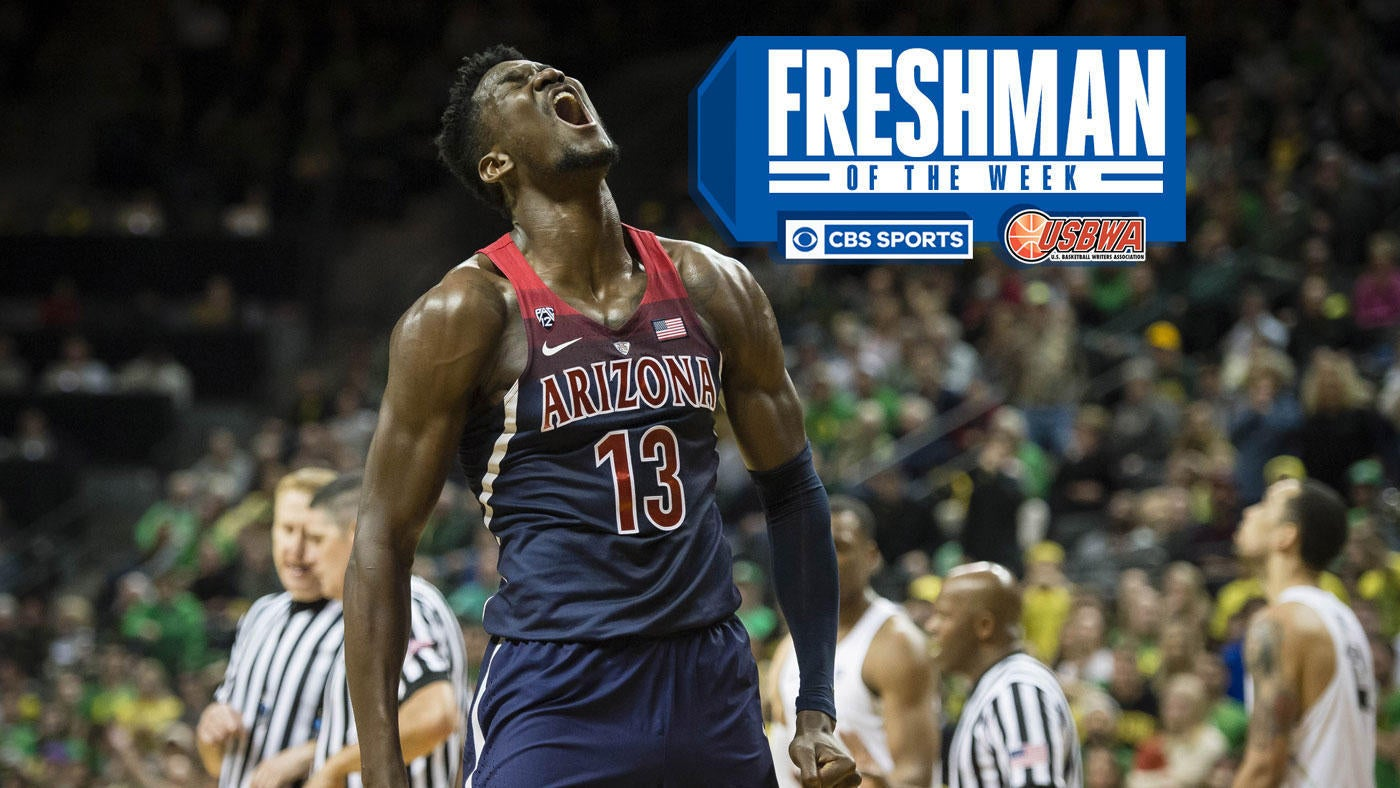 new product ab955 799a4 Controversy be damned, Arizona's Deandre Ayton easily wins ...