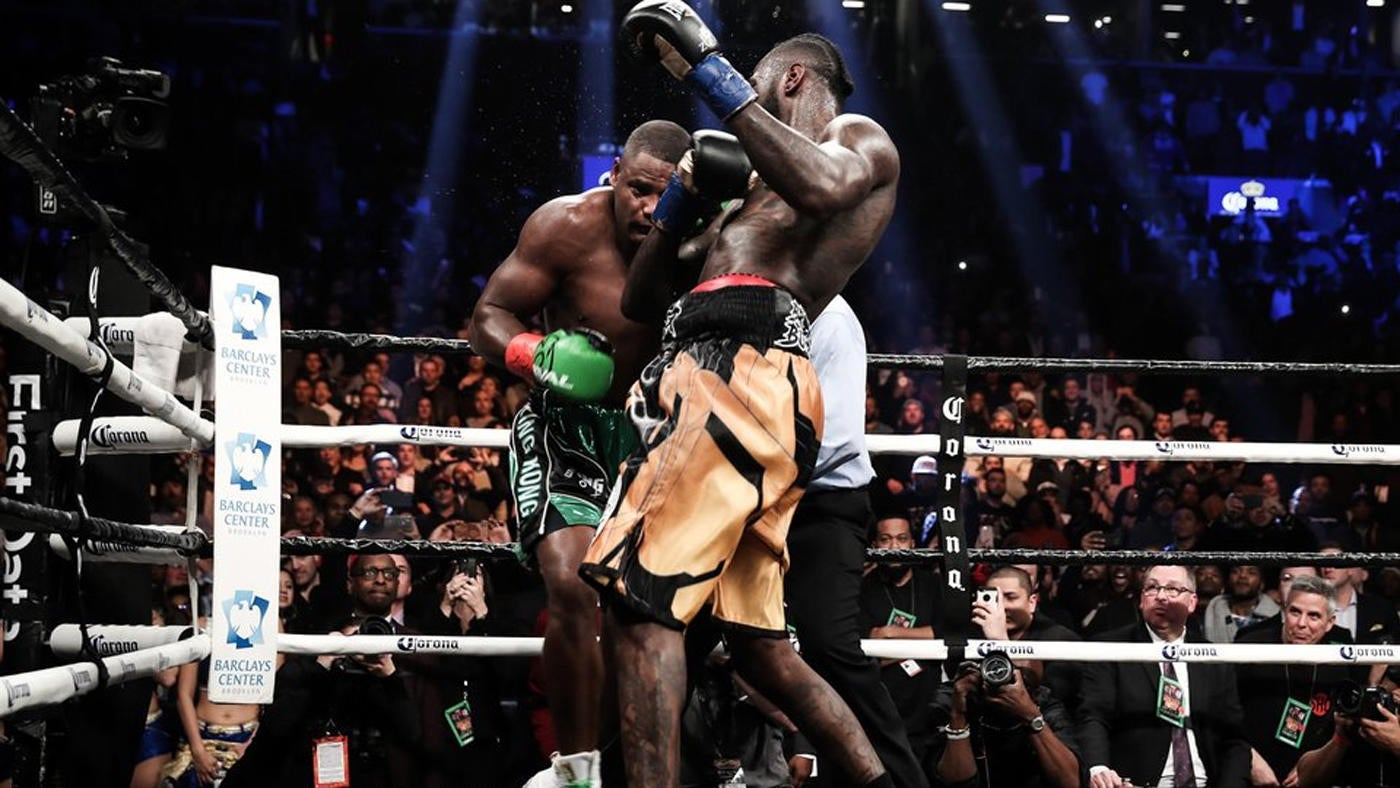 Deontay Wilder thrills with knockout of Luis Ortiz to retain