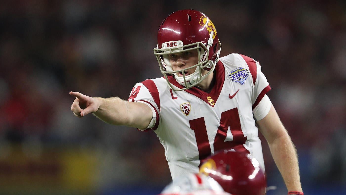 2018 NFL Mock Draft: Browns Land Sam Darnold And Saquon Barkley; Packers Get A Pass Rusher