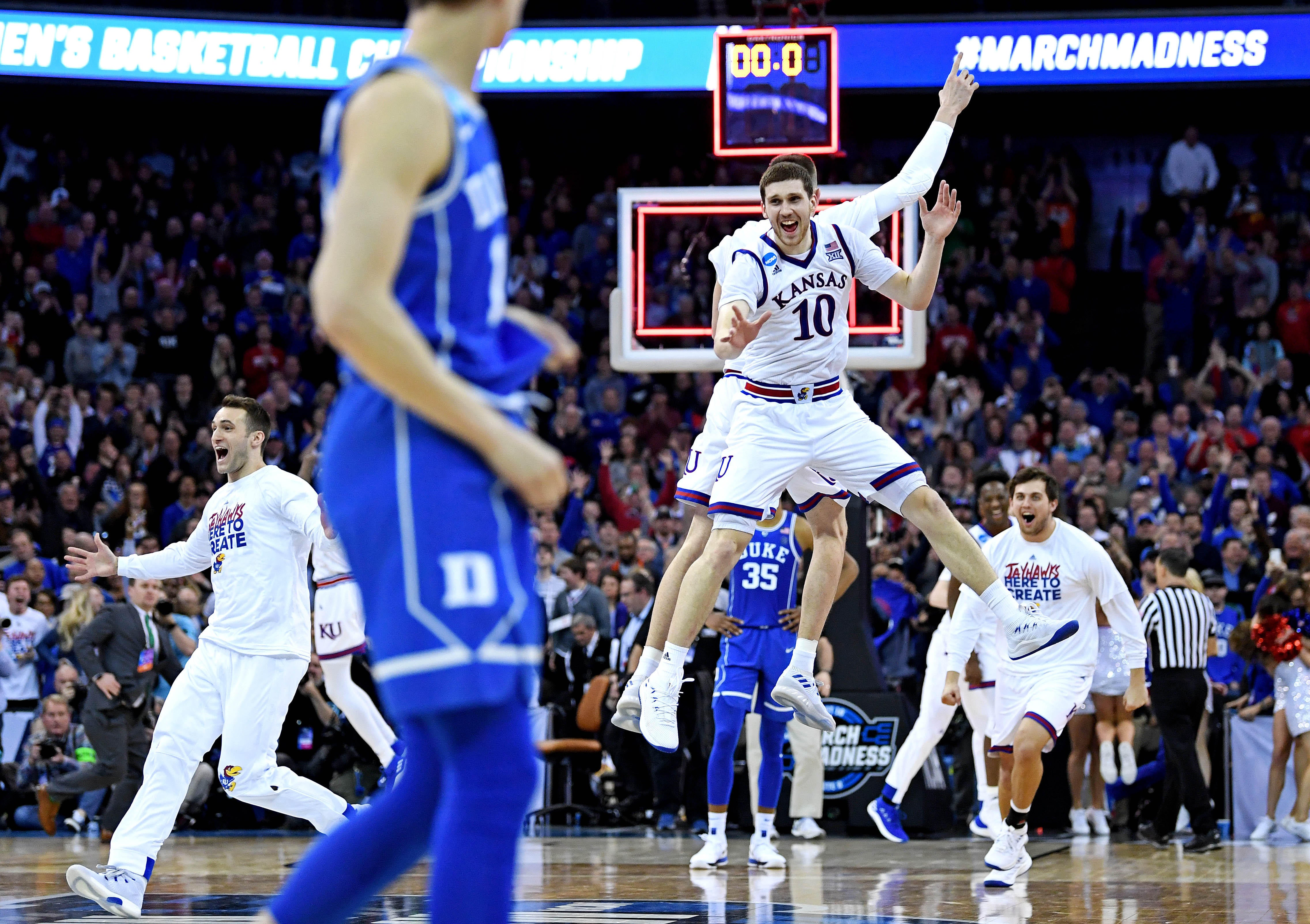 decf997845d6 March Madness 2018  The 16 best games of the NCAA Tournament so far ...