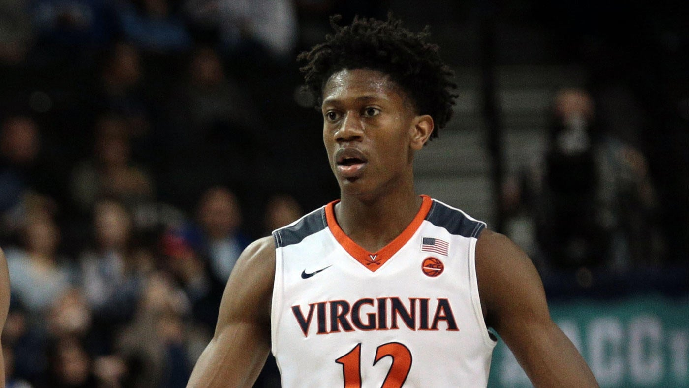 De'Andre Hunter, Who Might Have Been A First Round Pick In This Year's NBA Draft, Is Returning To Virginia
