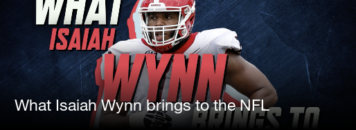 Isaiah Wynn NFL Jerseys
