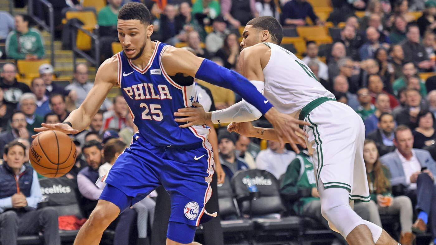2018 Nba Playoffs 76ers Vs Celtics Final Score Game 1 Recap