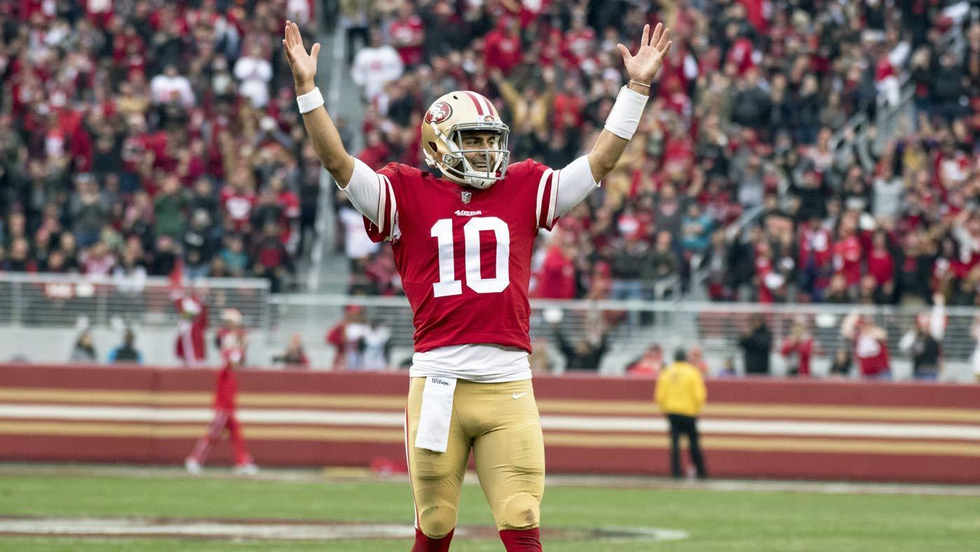 2018 NFL Over Under Win Totals: The 49ers' Offseason Hype Is Out Of Control At This Point