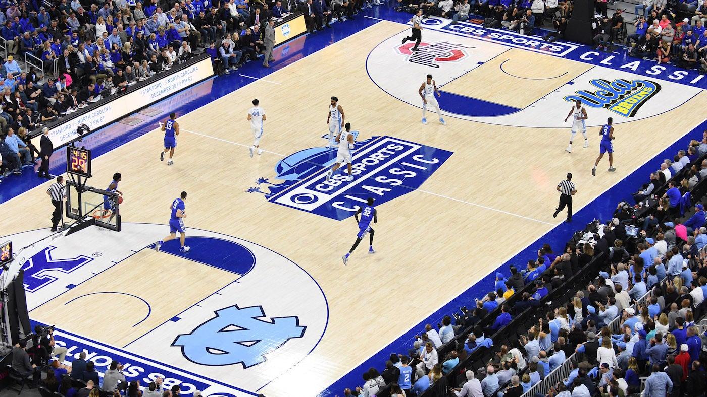 2019 CBS Sports Classic: North Carolina Vs. UCLA And Kentucky Vs. Ohio State In Las Vegas