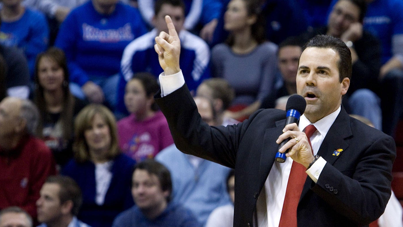 Kansas Fires Athletic Director Sheahon Zenger After Failing To Show 'progress In Key Areas'