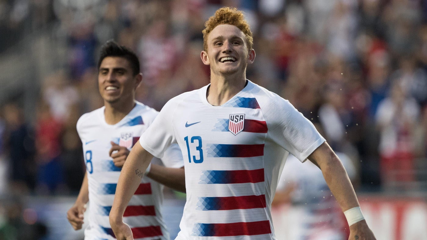 USA vs. Cuba score: Sargent, Morris each score twice as Americans advance in CONCACAF Nations League - CBSSports.com
