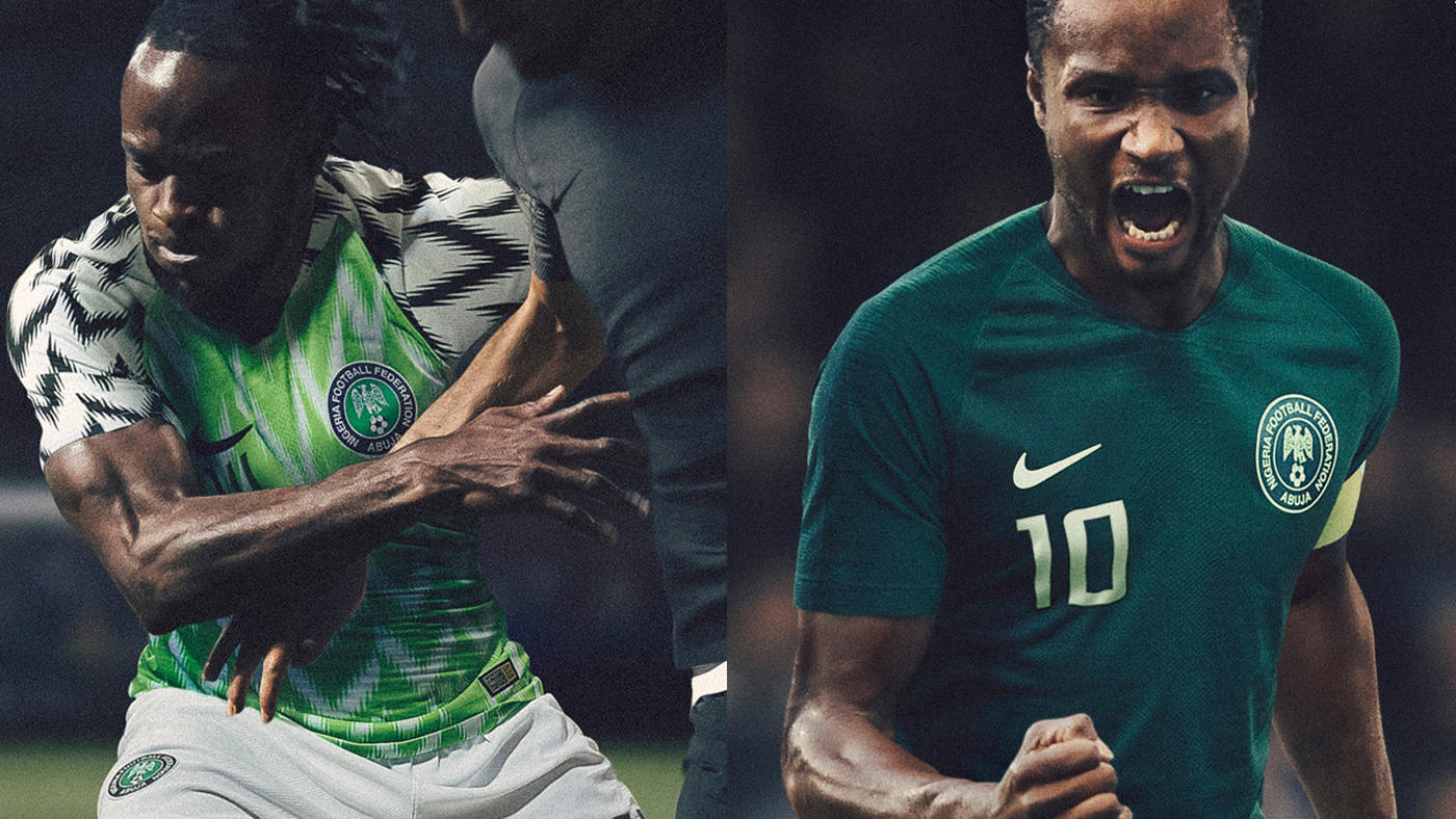 World Cup kits 2018  Ranking the best and worst uniforms to be showcased in  Russia this summer - CBSSports.com 8efc4d772