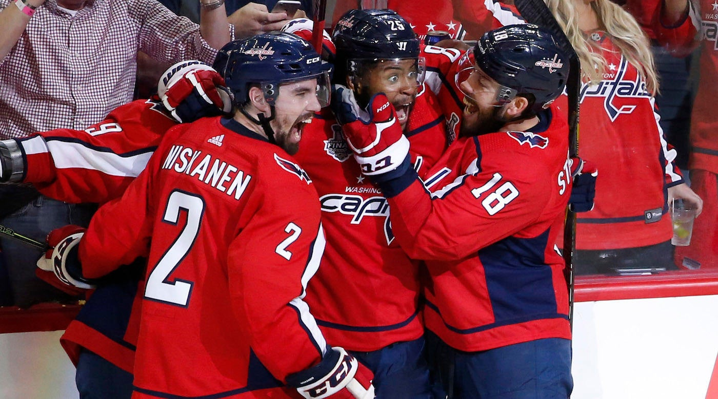 936889ab558 NHL Playoffs 2018  Ovechkin