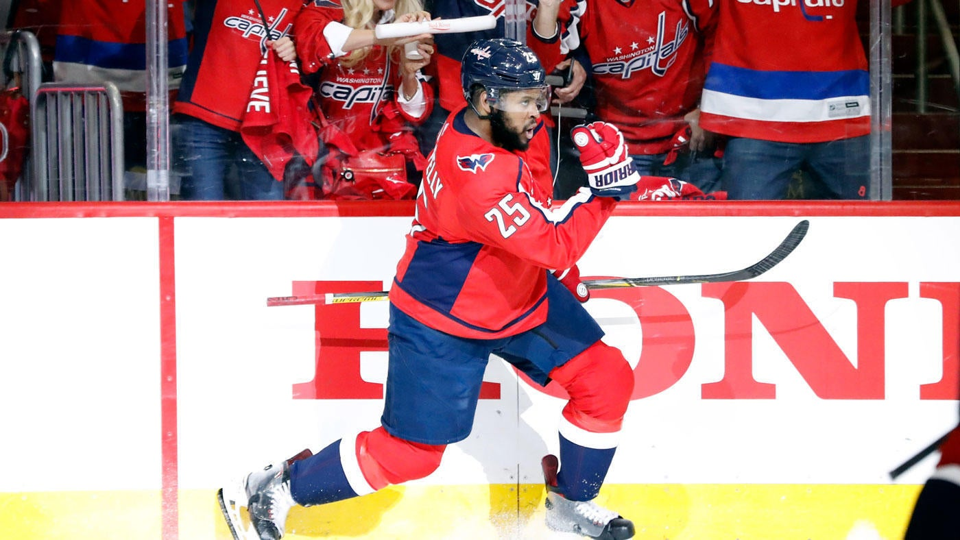 NHL Playoffs 2018  Capitals overwhelm Golden Knights in Game 4 4ace2cf47