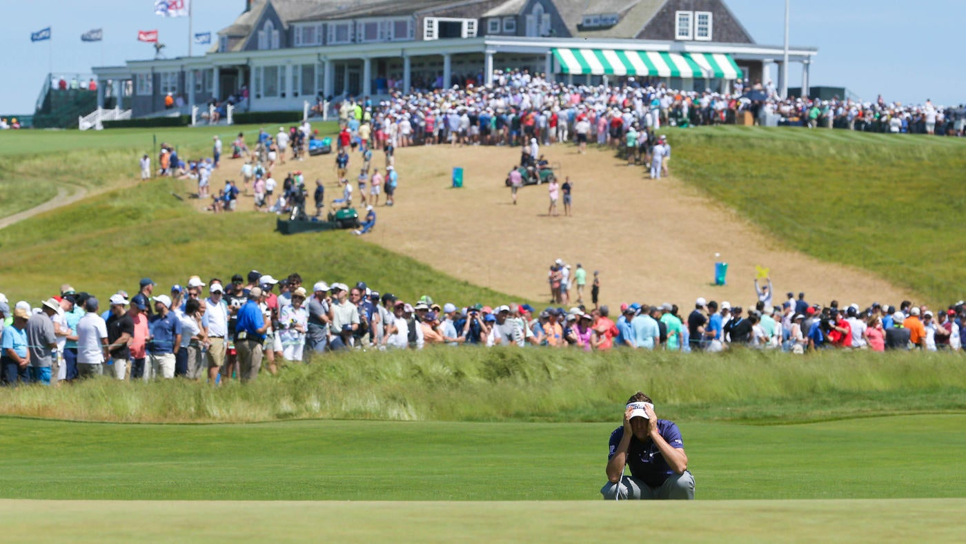 U S Open Leaderboard Breakdown Full Coverage Scores Highlights From Round  Cbssports Com