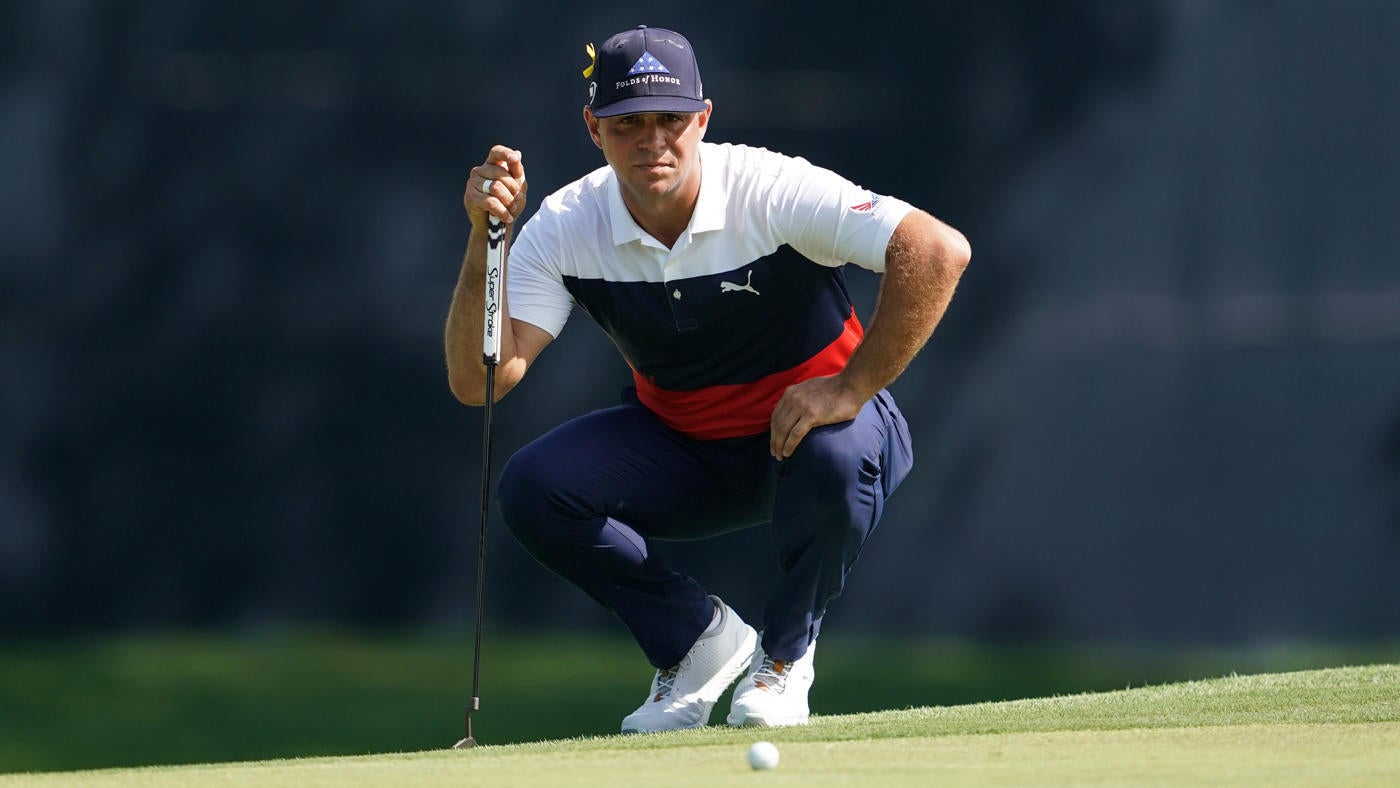 Image result for pga championship 2018 leaderboard