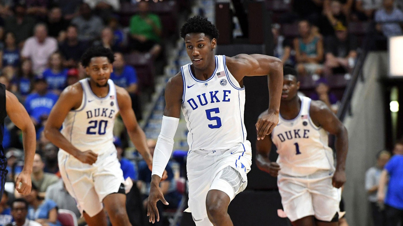 timeless design bfd2b 630b0 College basketball rankings: Duke and Kentucky dominate the ...