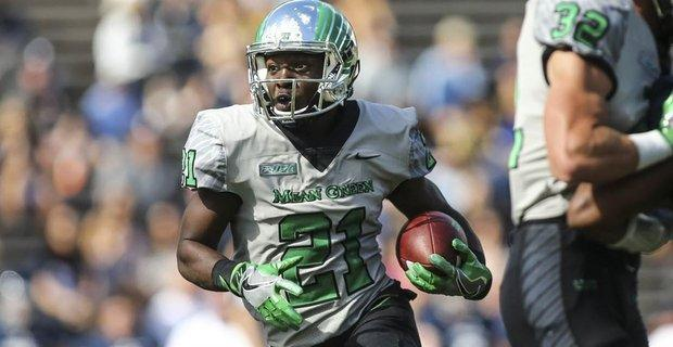 North Texas Releases Depth Chart For Smu