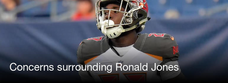 Image result for ronald jones