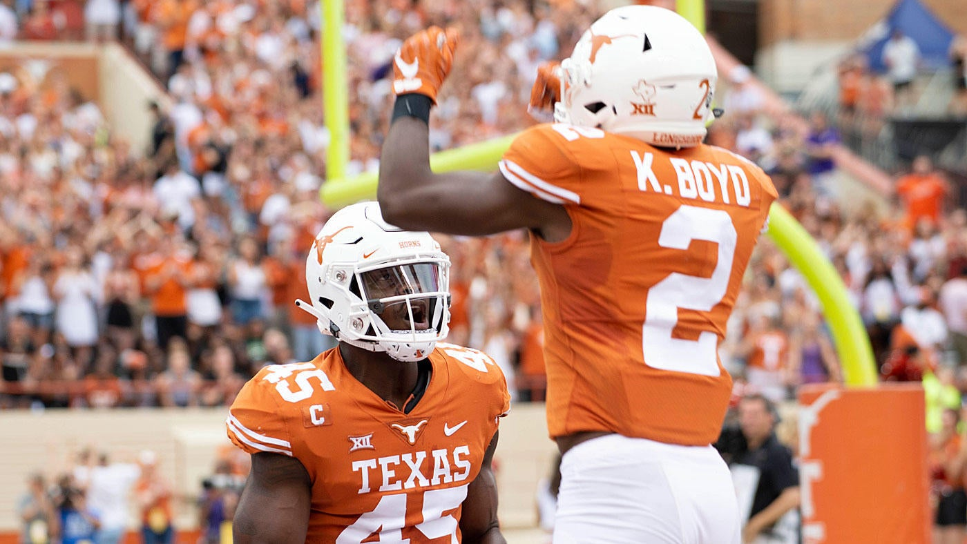 0e6c462c4 Coaches Poll top 25  Texas makes big move in college football rankings  after beating TCU