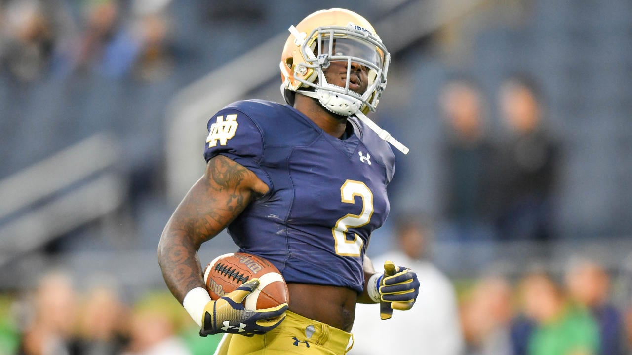 outlet store bf56d 98bfe Dexter Williams adding to ND rushing attack