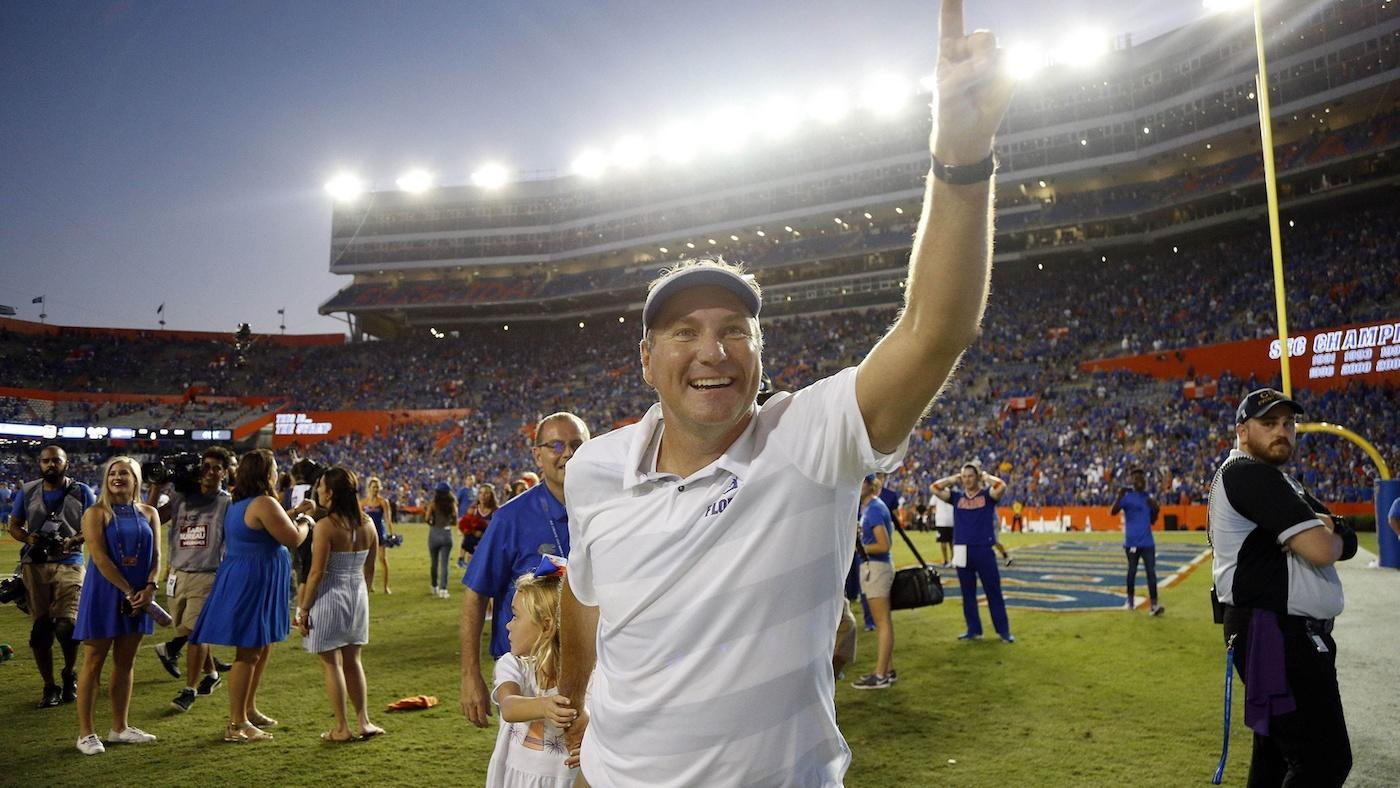 e35e0a0f2ea Florida vs. LSU score  No. 22 Gators stun No. 5 Tigers as defense swarms in  The Swamp