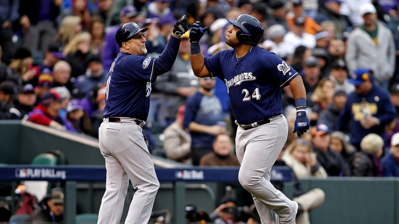 03b8de34d Brewers sweep Rockies: NLDS Game 3 final score, things to know as Milwaukee  advances to NLCS - CBSSports.com