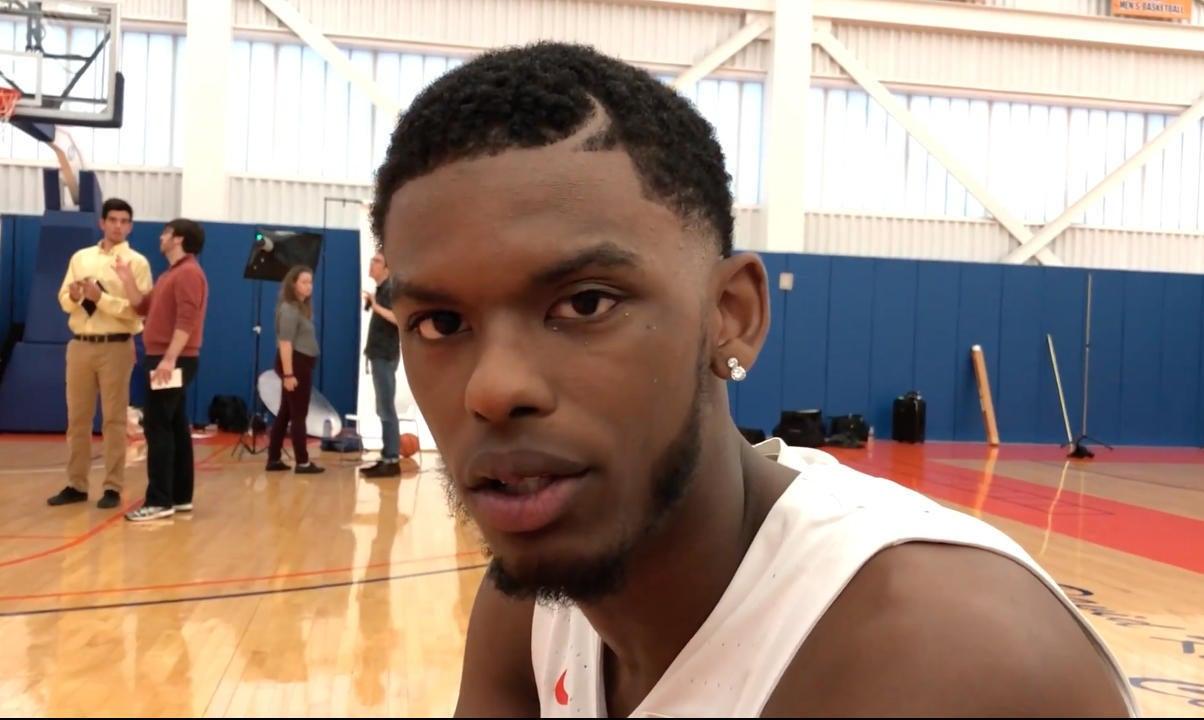 Syracuse Basketball Media Day Frank Howard Cbssports Com
