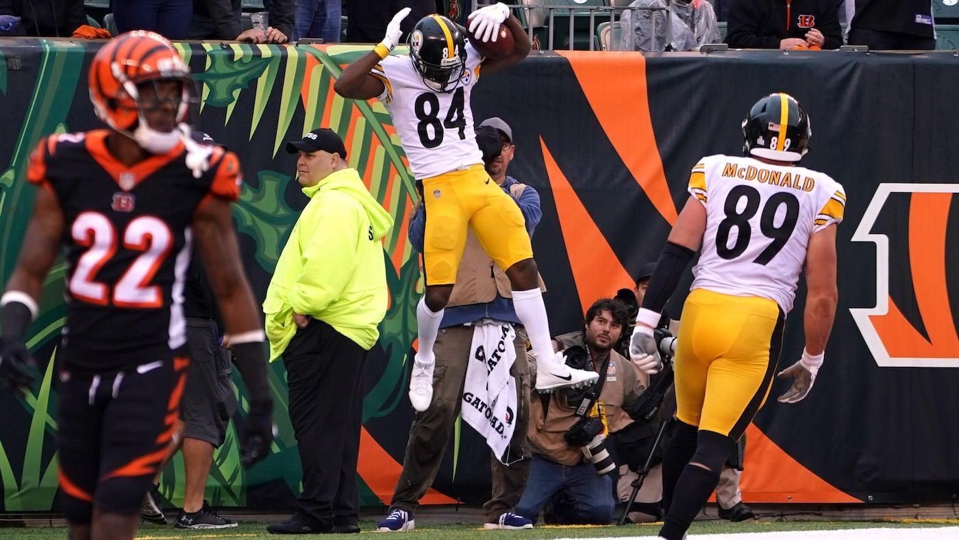 Steelers vs. Bengals final score 440941eca