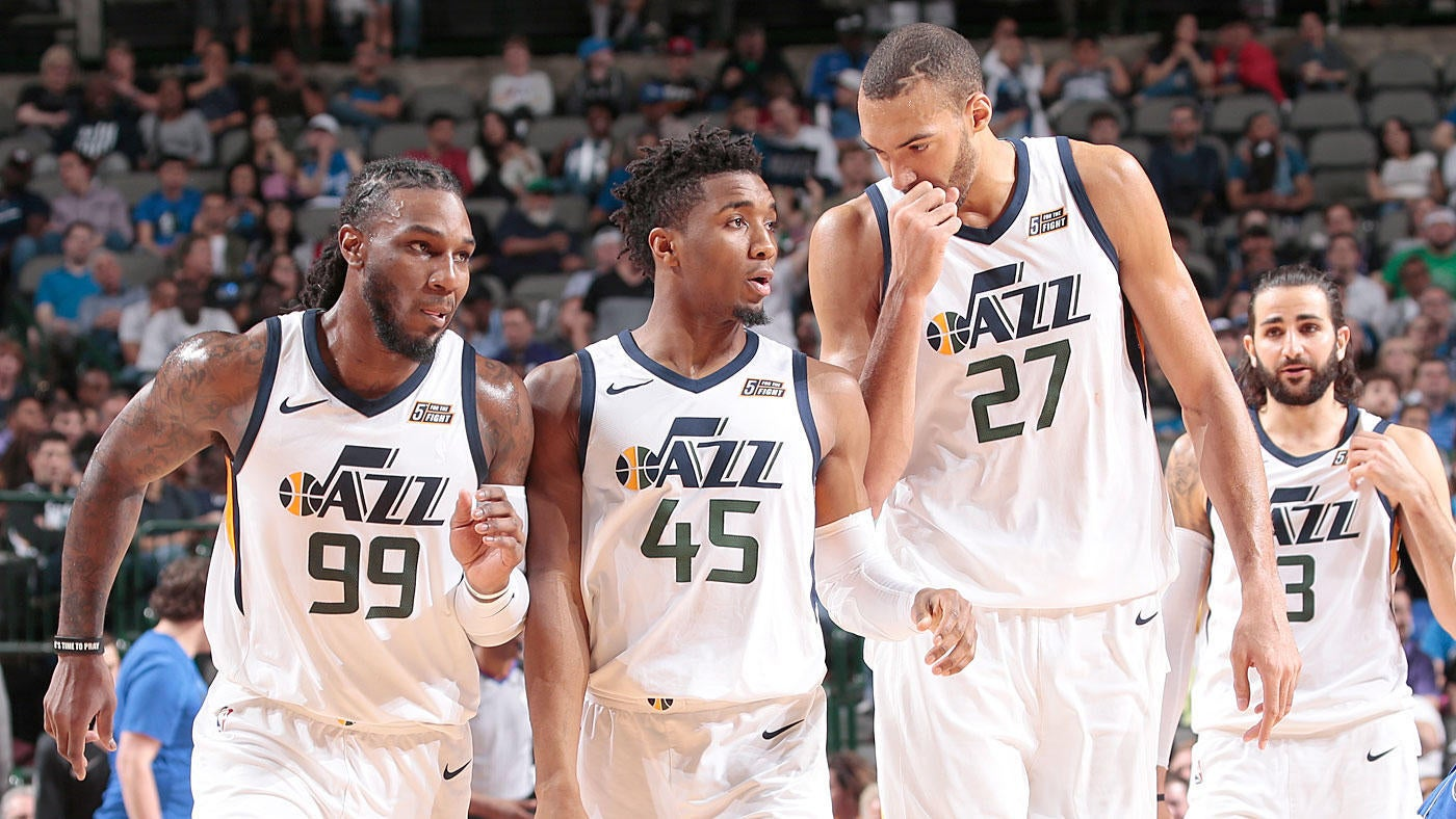 b9db141d586 Bold NBA predictions for 2018-19  Jazz face Raptors in Finals