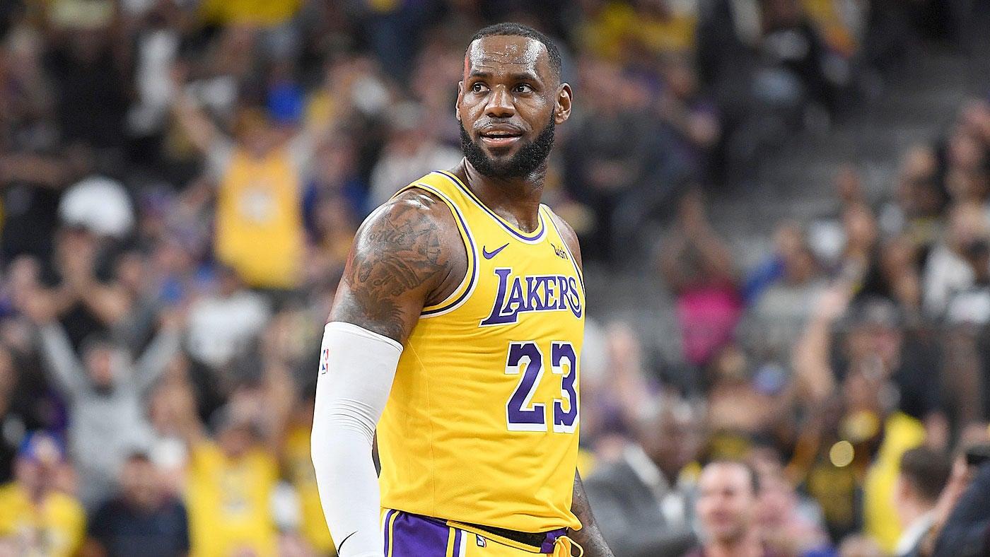 c00d8422f1d LeBron James  Lakers