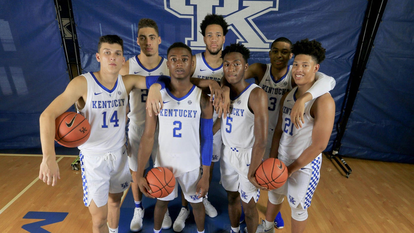 05f0bbf6b311 Putting the 16 teams with a realistic shot at winning the 2019 NCAA  Tournament title into tiers - CBSSports.com
