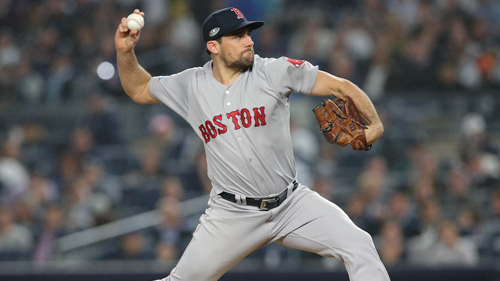 Red Sox vs  Astros score: Eovaldi and Bradley Jr  come up
