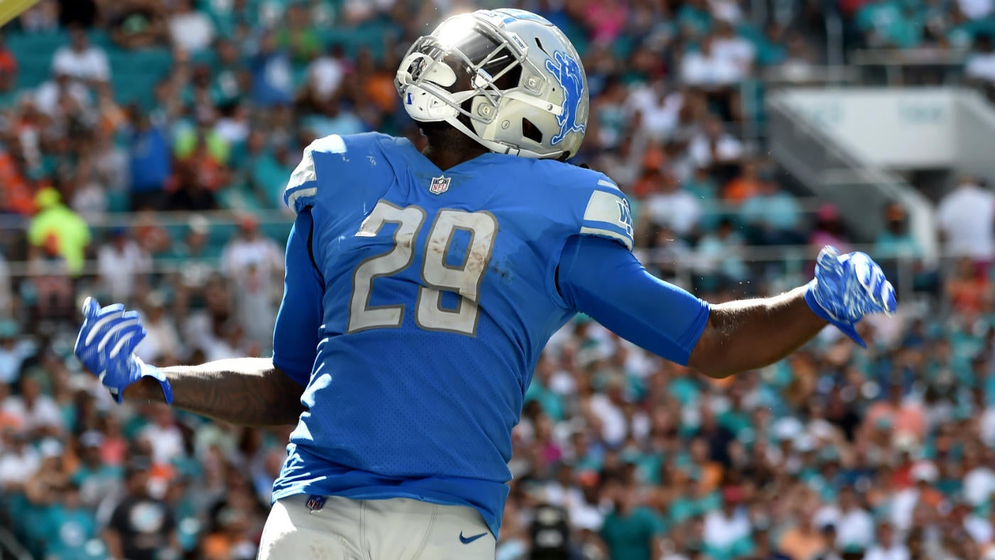NFL Week 7 Grades: Lions Get An 'A' For Big Road Win; Jaguars Get An 'F' For Ugly Home Loss