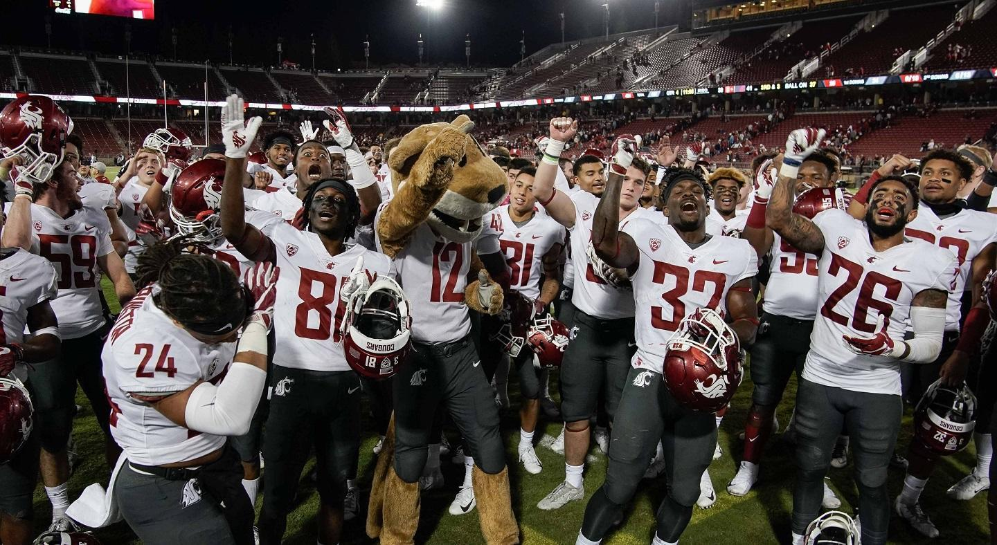 Ap Top 25 Poll Washington State Soars Amid Biggest Shakeup In