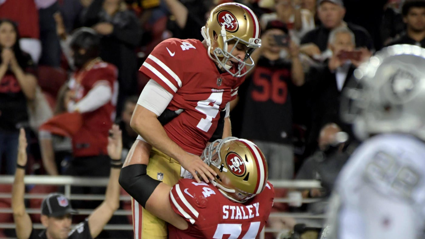 ba579ab3 Raiders vs. 49ers final score, takeaways: Jon Gruden's nightmare ...