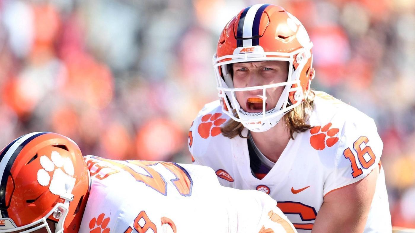 College Football Odds Lines Schedule For Week 11 Alabama Clemson