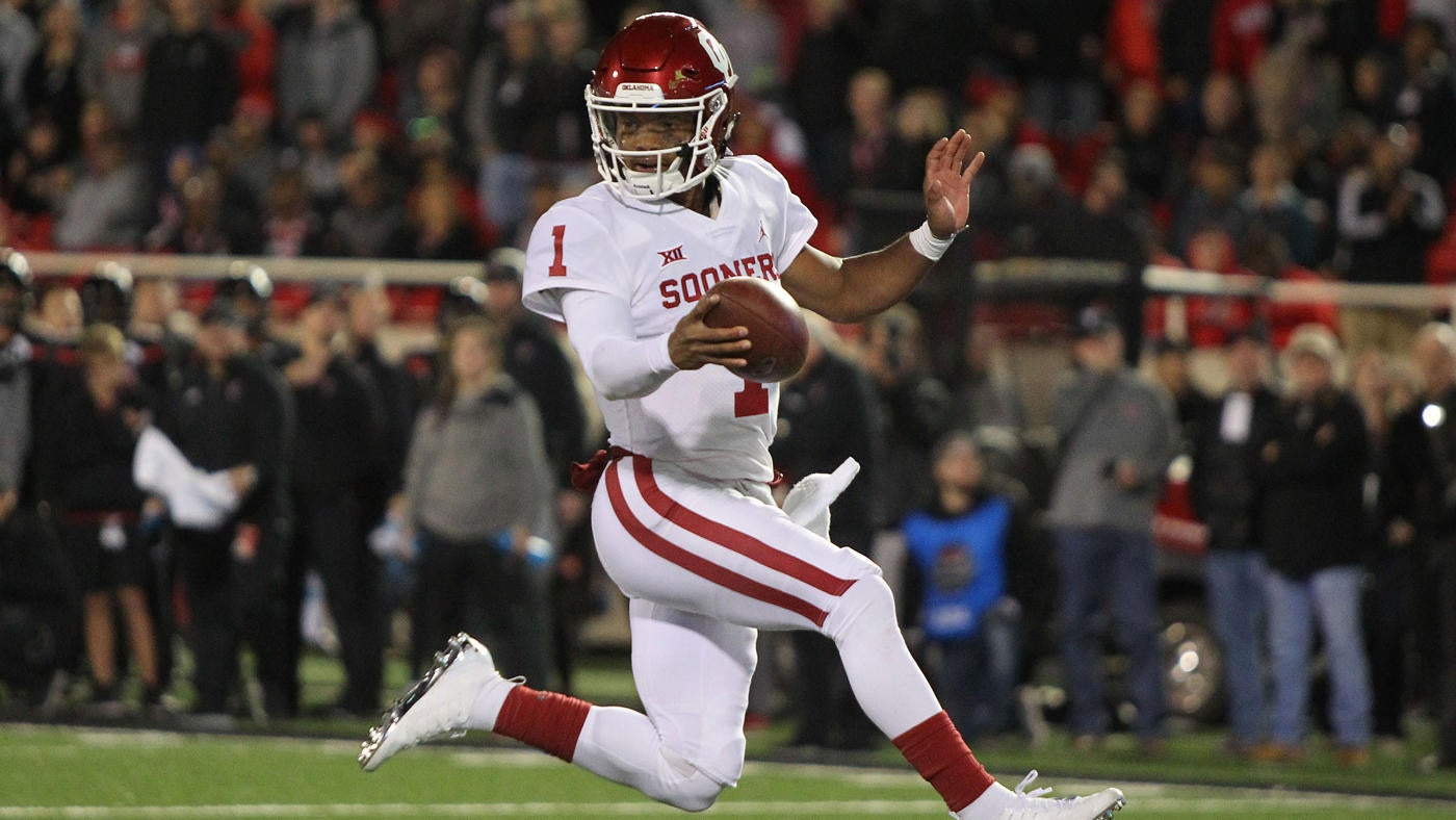 Texas Tech score: No. 7 Sooners outlast Red Raiders in classic Big 12  shootout - CBSSports.com