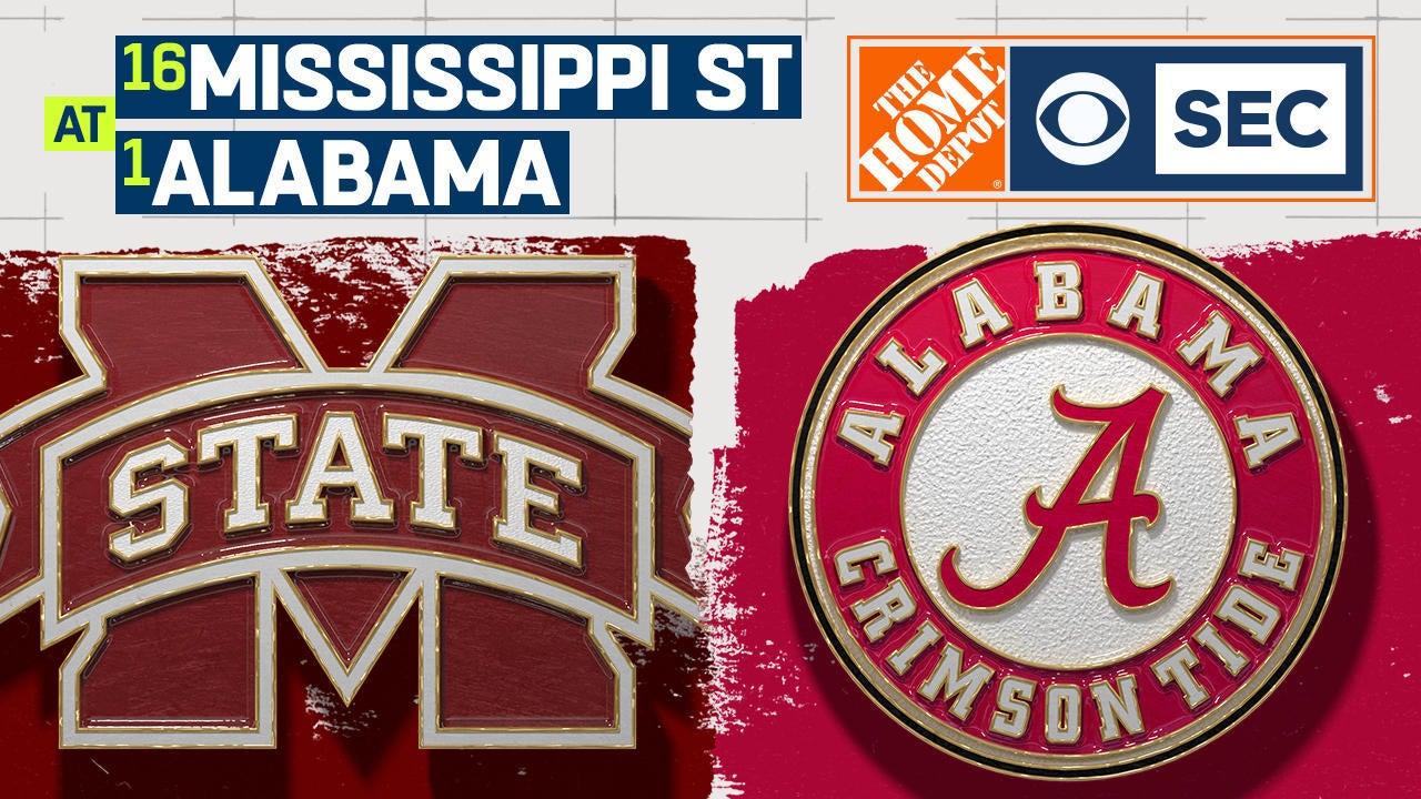 Watch Alabama Crimson Tide Vs Georgia Bulldogs Live Stream Online Snap Circuits Fm Radio Kit Ebay Cbs Sports College Football