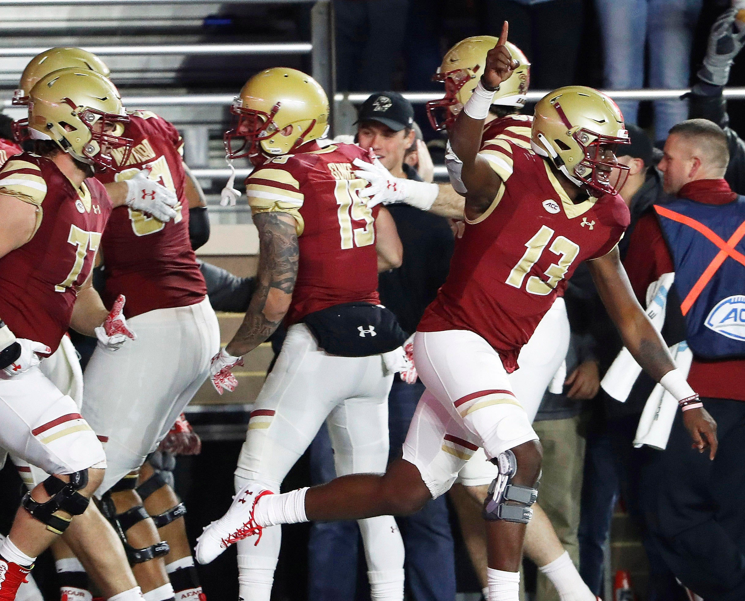 How To Watch Boston College Vs Syracuse Tv Channel Ncaaf Live