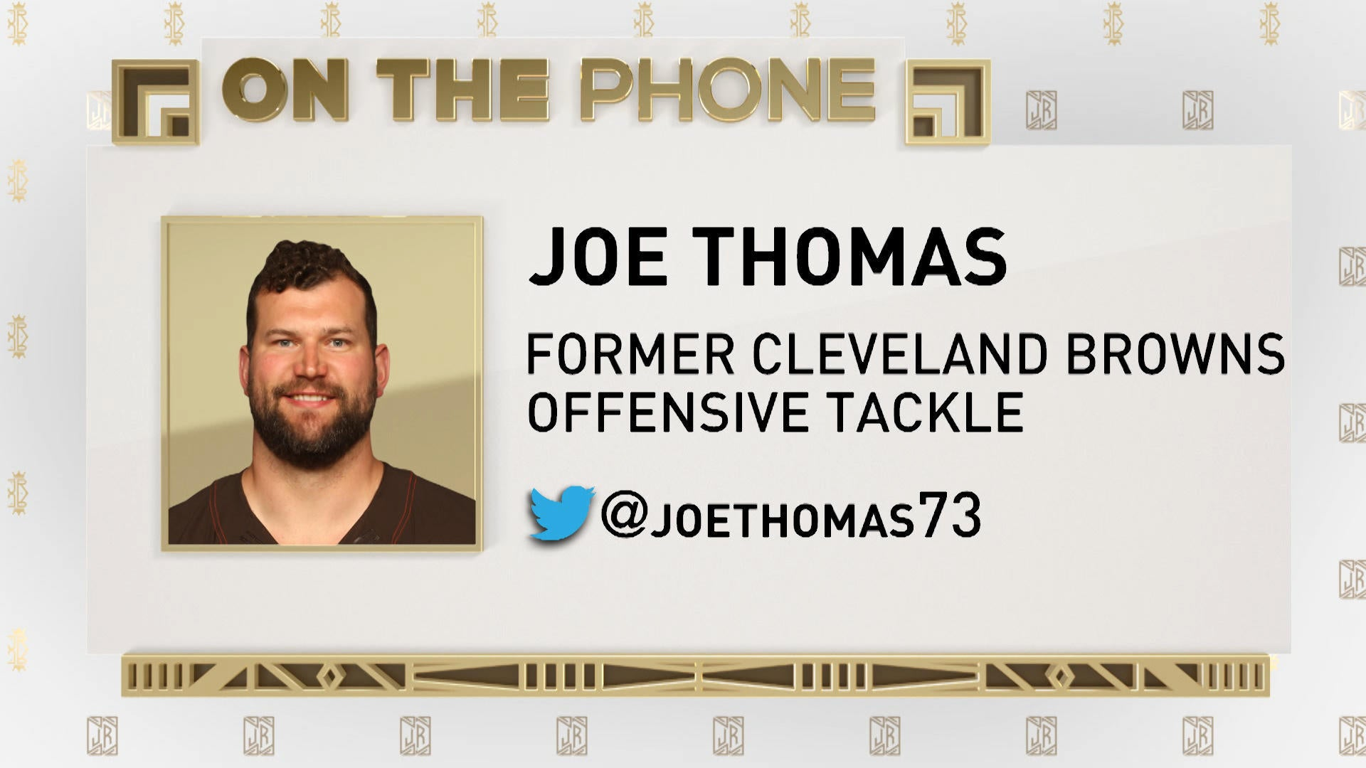 f6055187f The Jim Rome Show  Joe Thomas talks Johnny Manziel - CBSSports.com