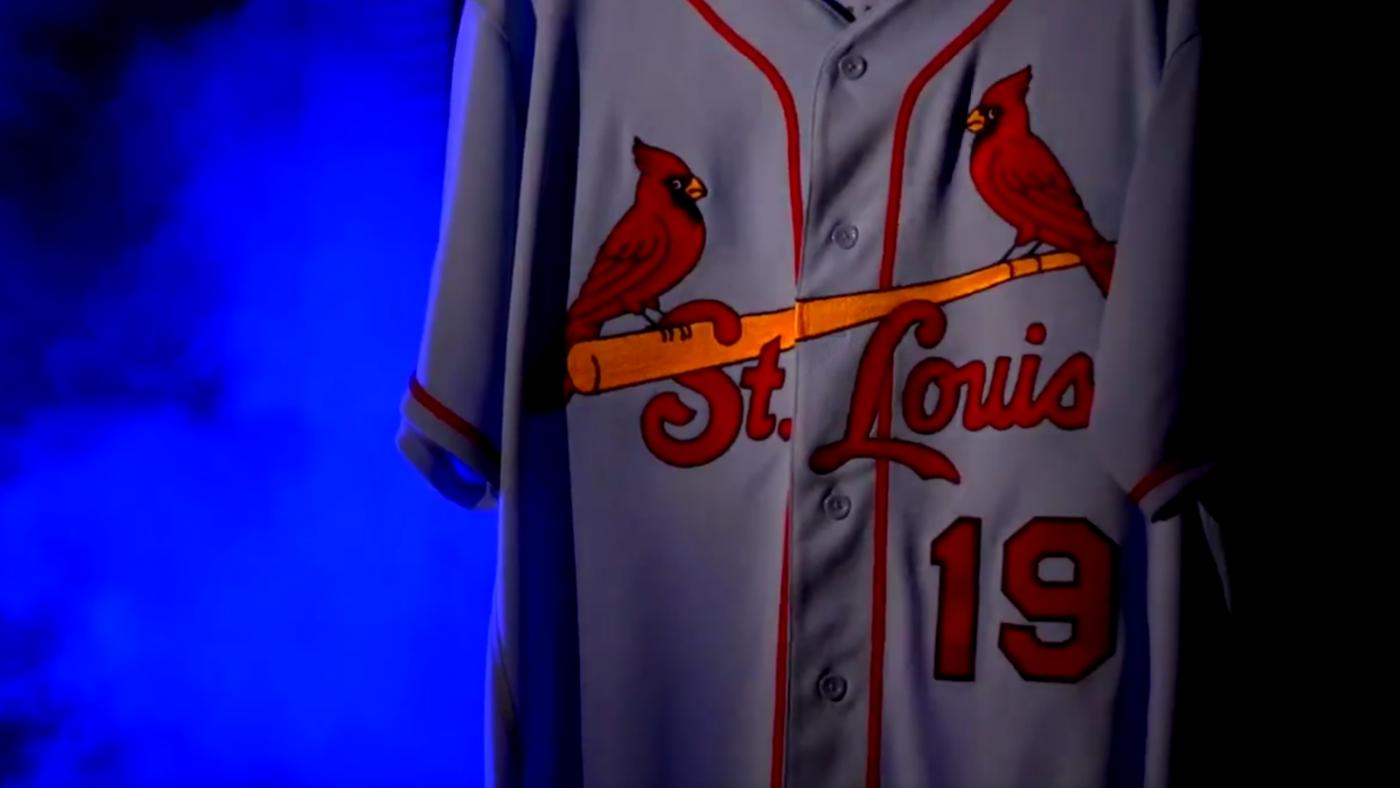 8e45d026d20 St. Louis Cardinals bringing back powder blue uniforms in 2019 -  CBSSports.com