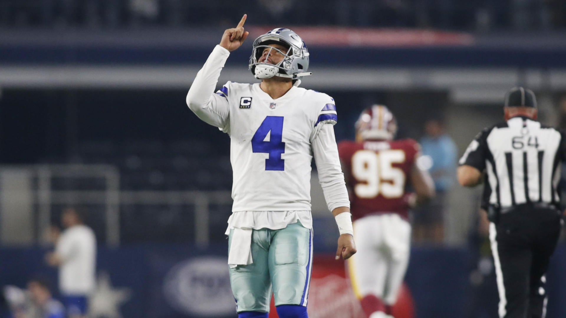 new concept c4896 907b2 Kanell & Bell: Dak Prescott not distracted by contract talk