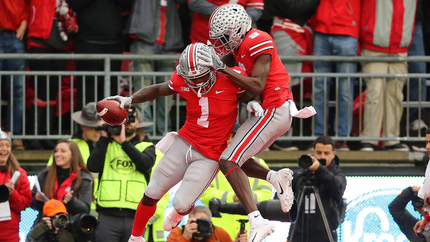 Ohio State Vs Michigan Score Takeaways No 10 Buckeyes Rout No 4
