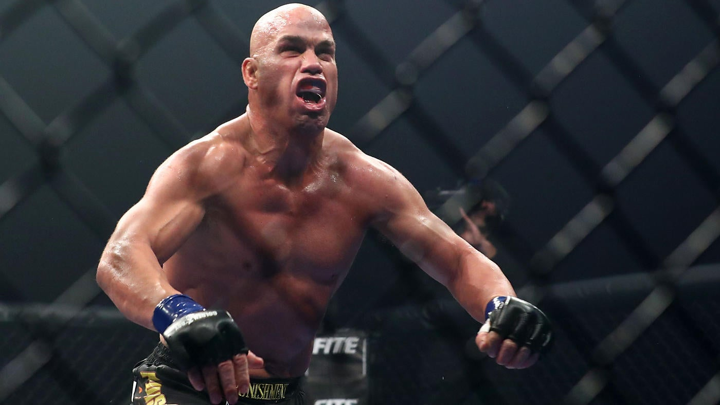 Tito Ortiz Reveals He Has Trained At The WWE Performance Center