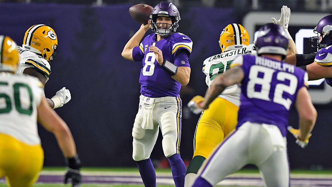 Packers Vs Vikings Final Score Takeaways Cousins Outplays Rodgers Green Bay Playoff Hopes Dwindle Cbssports Com
